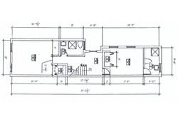 517 Second Floor - Floorplan