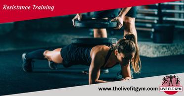 Healthy Habits Resistance Training