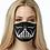 Thumbnail: 3-Ply Cotton Knit Face Mask