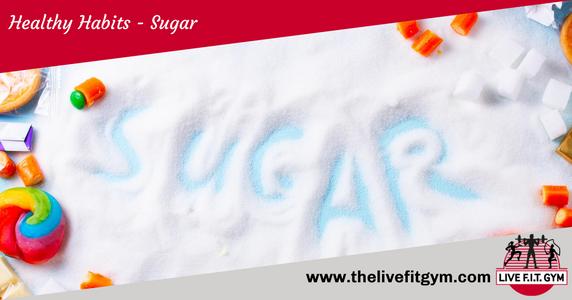 Healthy Habits Sugar