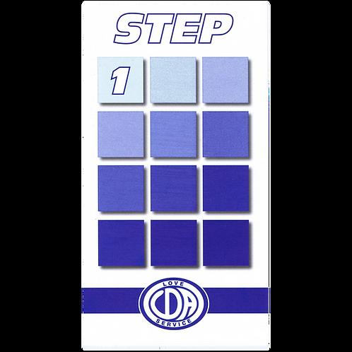Step 1 (25 Pack)