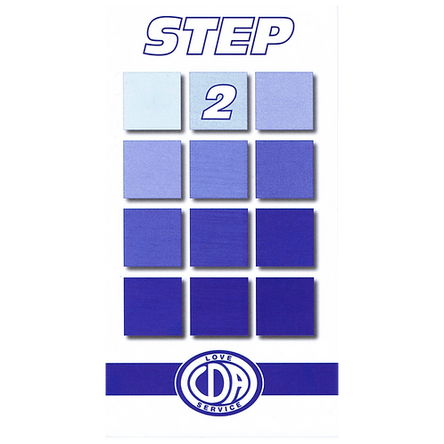 Step 2 (25 Pack)