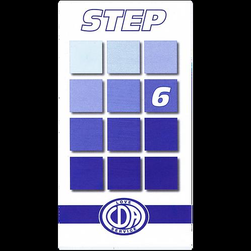 Step 6 (25 Pack)