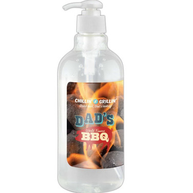 16 oz. Hand Sanitizer Gel