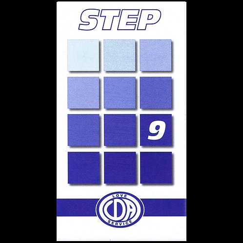 Step 9 (25 Pack)