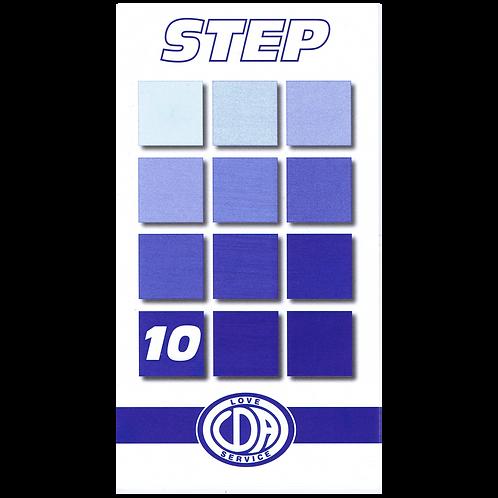 Step 10 (25 Pack)