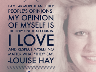 I Am Far More Than Other People's Opinions. My Opinion Of Myself Is The Only One That Counts. I
