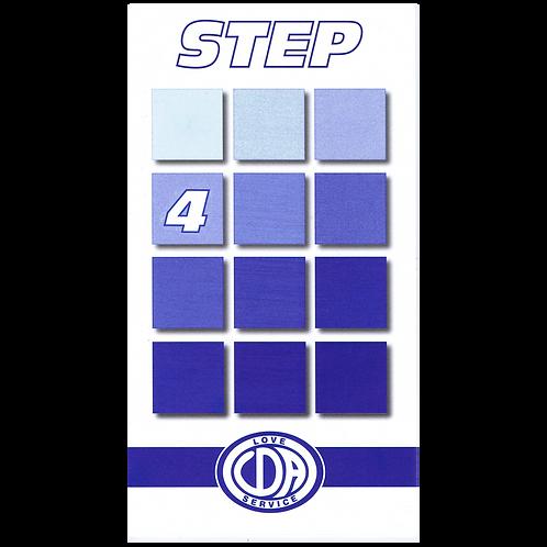 Step 4 (25 Pack)