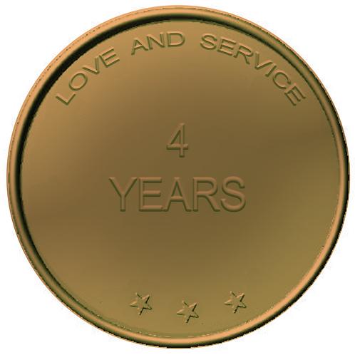 4 Years Chip