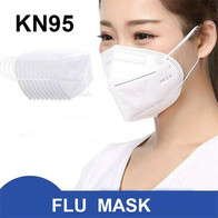 KN95 PM2.5 Respirator Face Filter Mask Protect against Smoke