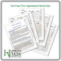 Apartment Check List