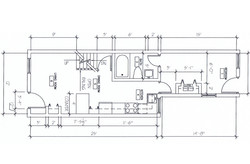 528 First Floor - Floorplan