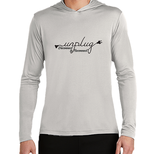 Unplug Hooded Pullover