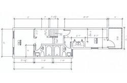 528 Second Floor - Floorplan