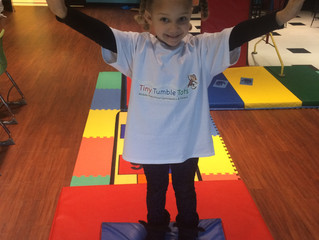 Tiny Tumble Tots T-Shirts