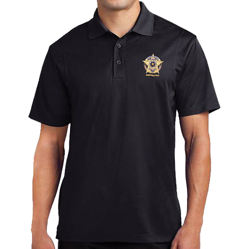 CMFR Badge Polo