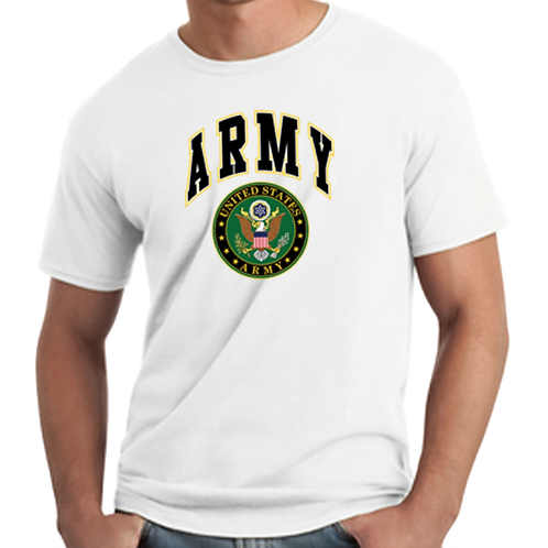 US Army Seal W/ Crest T-Shirt
