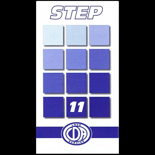 Step 11 (25 Pack)