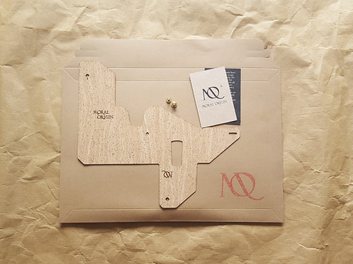 THE MINIMA WALLET- SELF ASSEMBLY