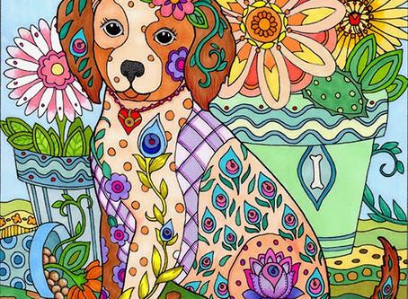 Páginas de Colorear