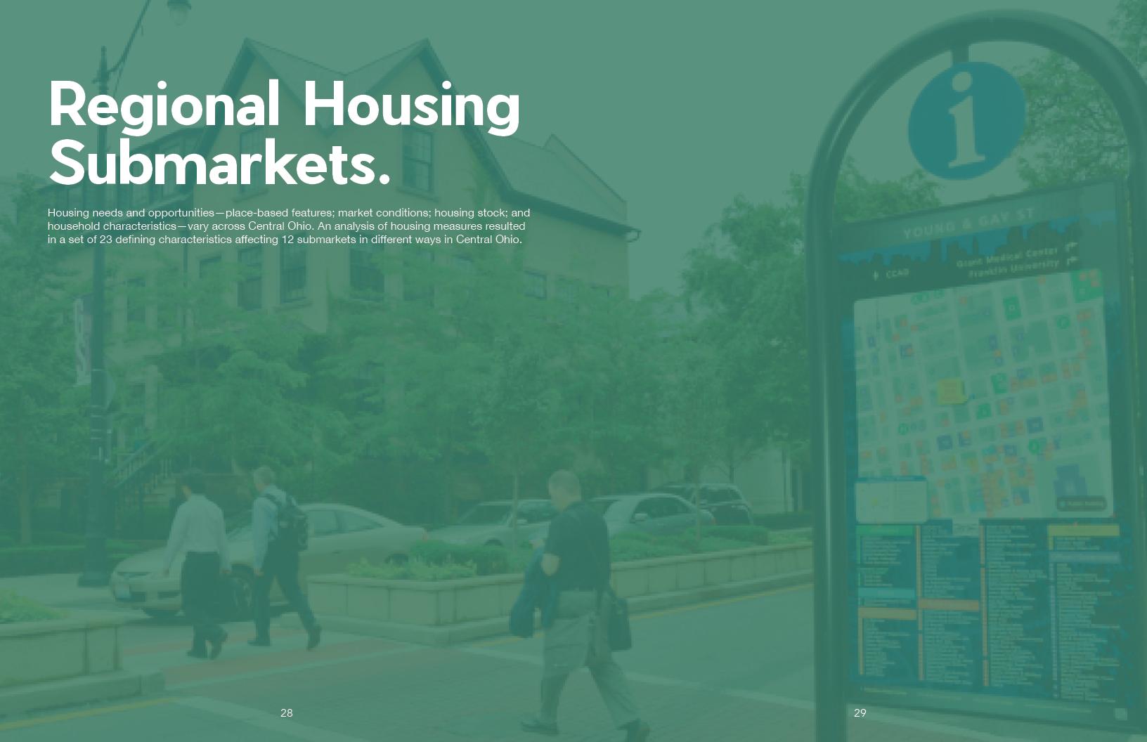 Regional Housing Submarkets