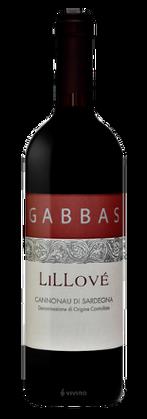 "Gabbas ""Lillove"" Cannonau di Sardegna"