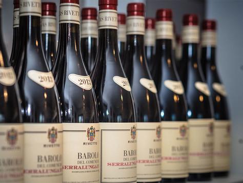 Premium Wines at City Cellars - Rivetto Barolo di Serralunga d'Alba