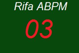 Numero 03 da Rifa ABPM