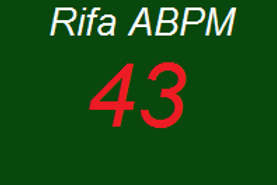 Número da Rifa ABPM