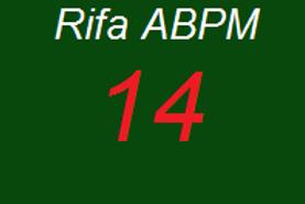 Número 14 da Rifa ABPM