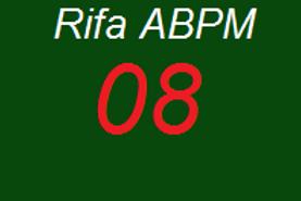 Numero 08 da Rifa ABPM