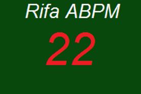 Numero da Rifa ABPM