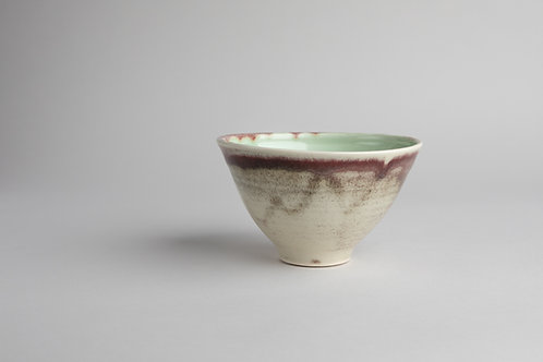Clovermint Small Serving Bowl