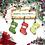 Thumbnail: Santa Stop Here Plaque