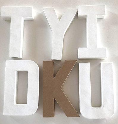 Decopatch - Large Letters