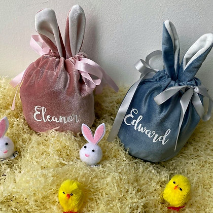 Luxe Bunny Pouch