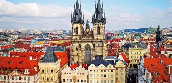 Praça da Cidade Velha, Praga - Flickr