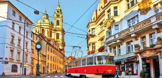 Malá Strana, Praga - Flickr
