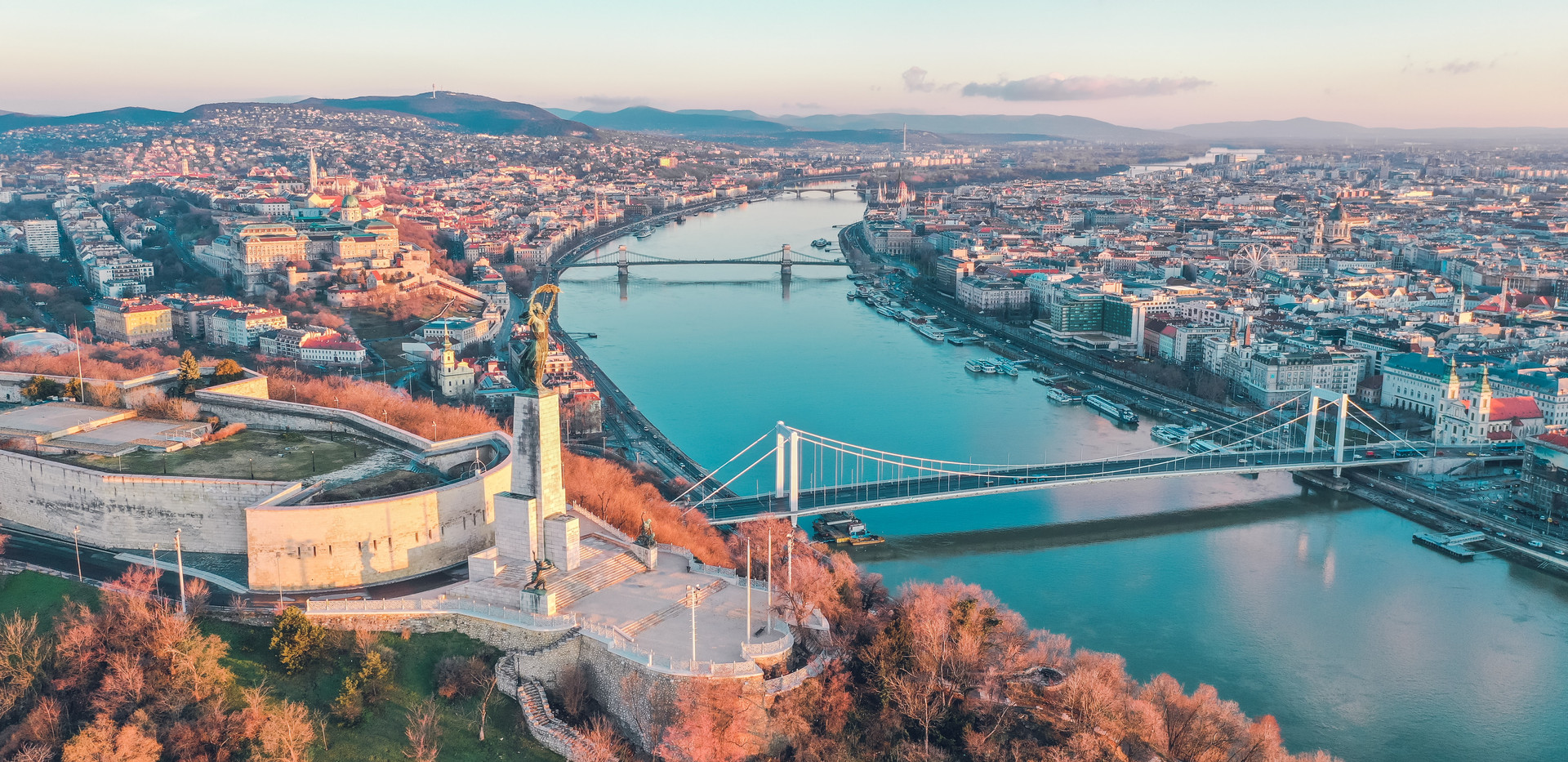 Budapeste, Hungria - Unsplash