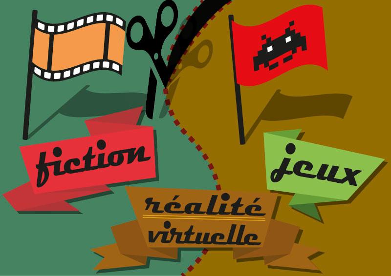 Fiction - jeu narratif - interactivité - vr - 360 - narration - scénario - écriture
