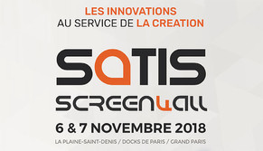 Retour sur le SATIS – Screen4all 2018