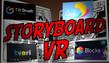 "Créer son Storyboard ""immergé"" en VR – Part 01"