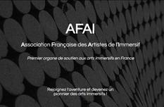 Association française des Artistes de l'Immersif