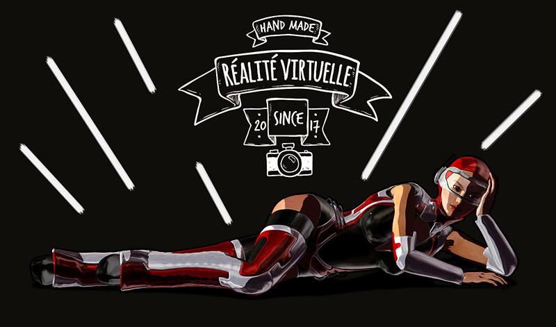 réalité virtuelle et communication, pub, écriture, narration, VR, 360°