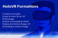 HoloVR Formations : des formations sur les nouveaux métiers de la XR
