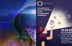 Earth Legacy a fait l'ouverture de VIRTUALITY 2019