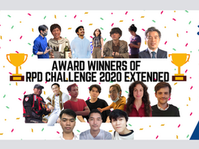 INTERVIEW: RPD Challenge Winners