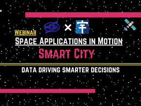 """Announcement of Webinar """"Smarter City: Data Driving Smarter Decision"""" on 4th March 2021"""