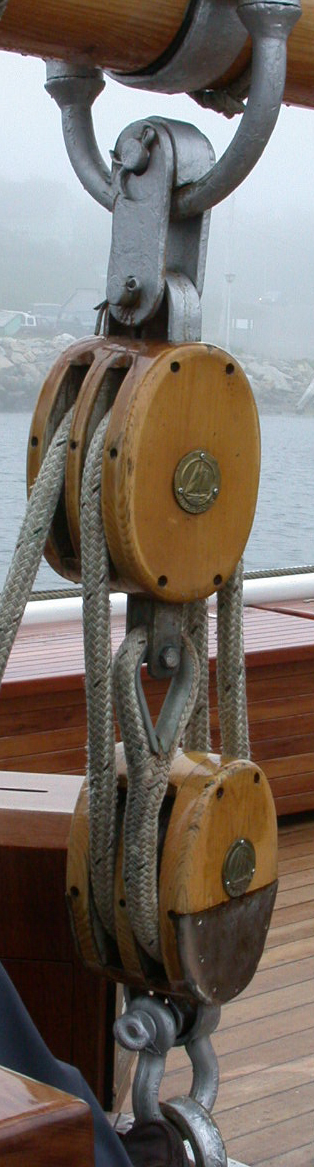 Bluenose II Block&Tackle-2