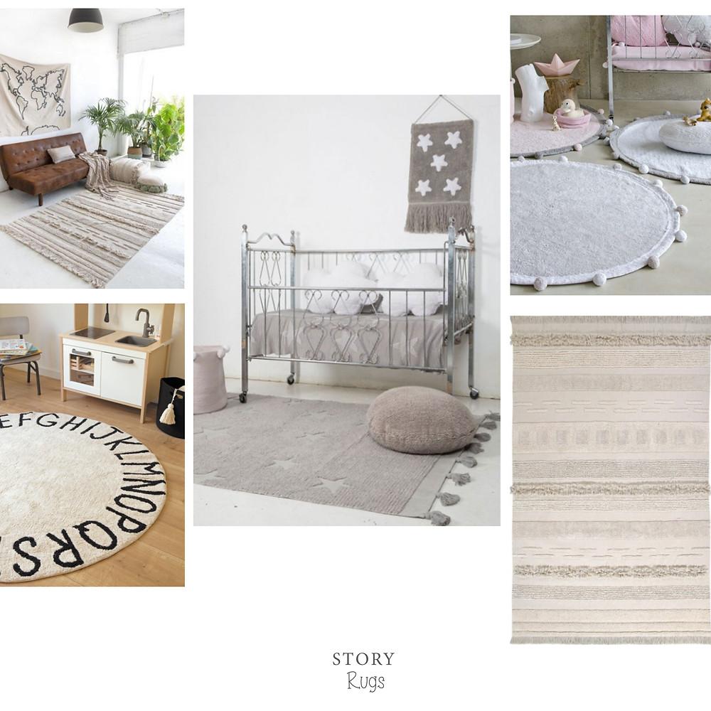 מילן הלפרן שטיחים לחדר ילדים